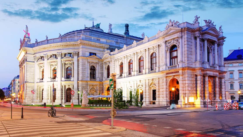 Австрия - путеводитель по городам Австрии