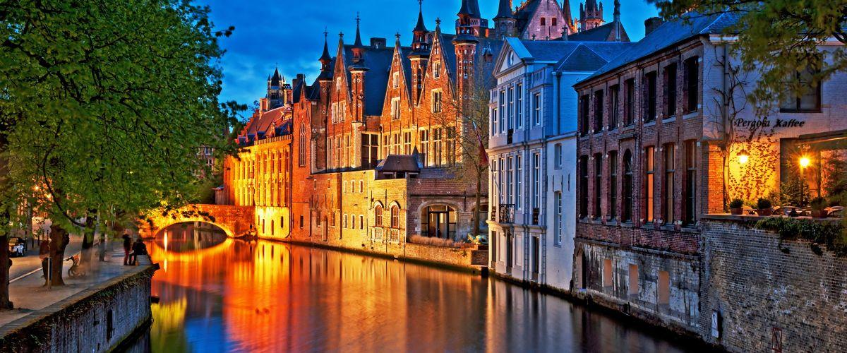 Bruges Belgium 1