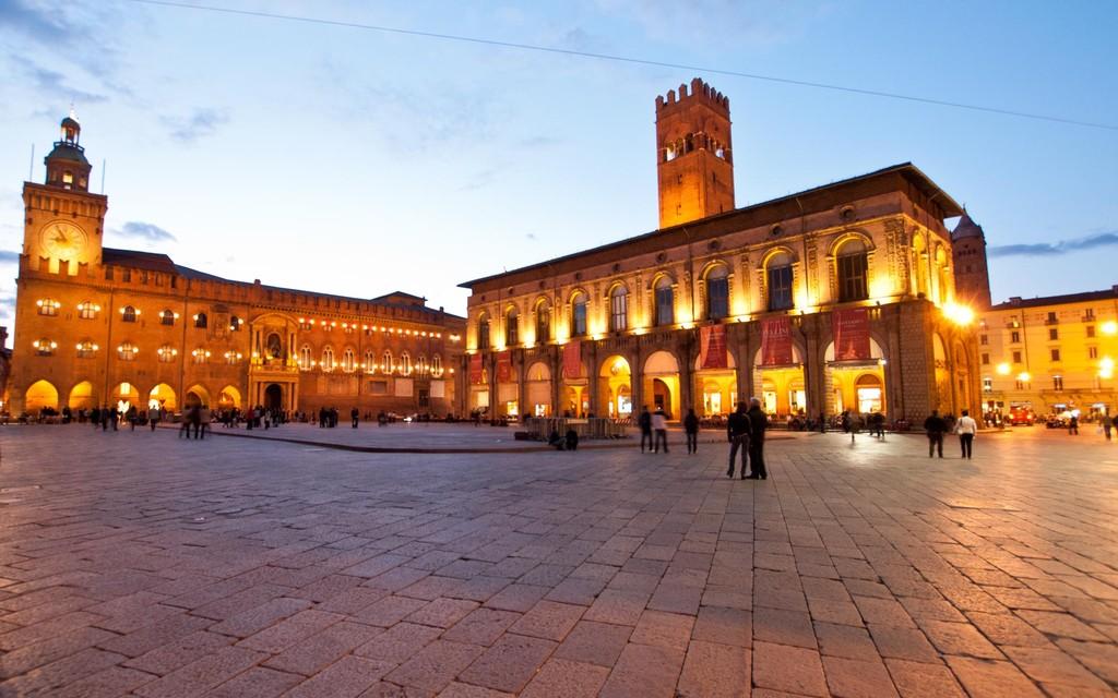 Достопримечательности Болоньи, город Болонья, Италия - что посмотреть в Болонье