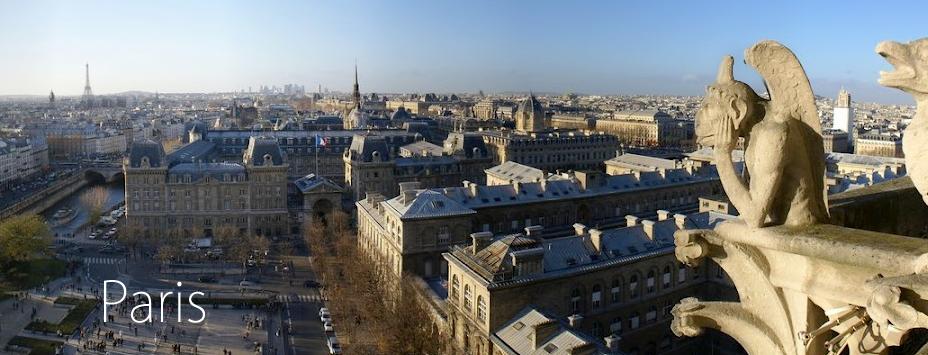 достопримечательности, путеводитель по Парижу