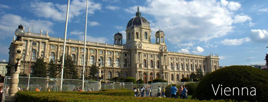 Города Европы — путеводители