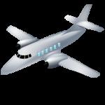 На самолете в Чинкве-Терре