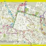 Изменения в движении по выходным и праздникам в центре Болоньи