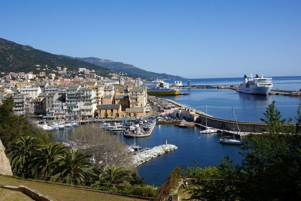 Бастия (Bastia), Корсика