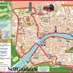Экскурсии в Пизе - туристический автобус