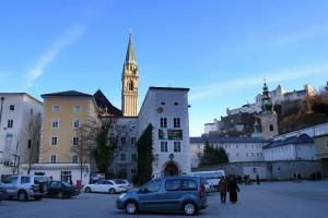 Достопримечательности Зальцбурга (Salzburg): что посмотреть. Лучший бесплатный путеводитель по Зальцбургу и Австрии