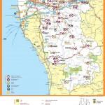 Карта Пизы и окрестностей - что посмотреть вокруг Пизы