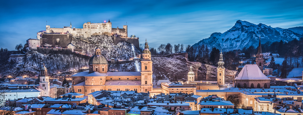 Где родился моцарт город