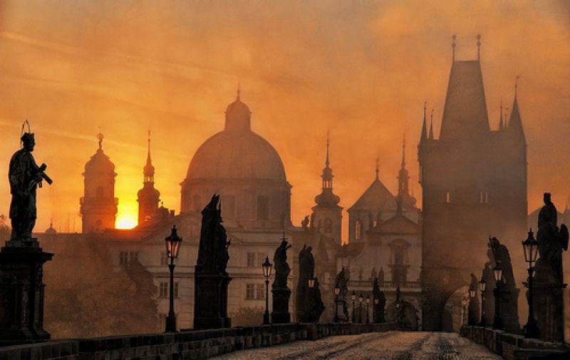 Прага, Чехия, путеводитель по Праге
