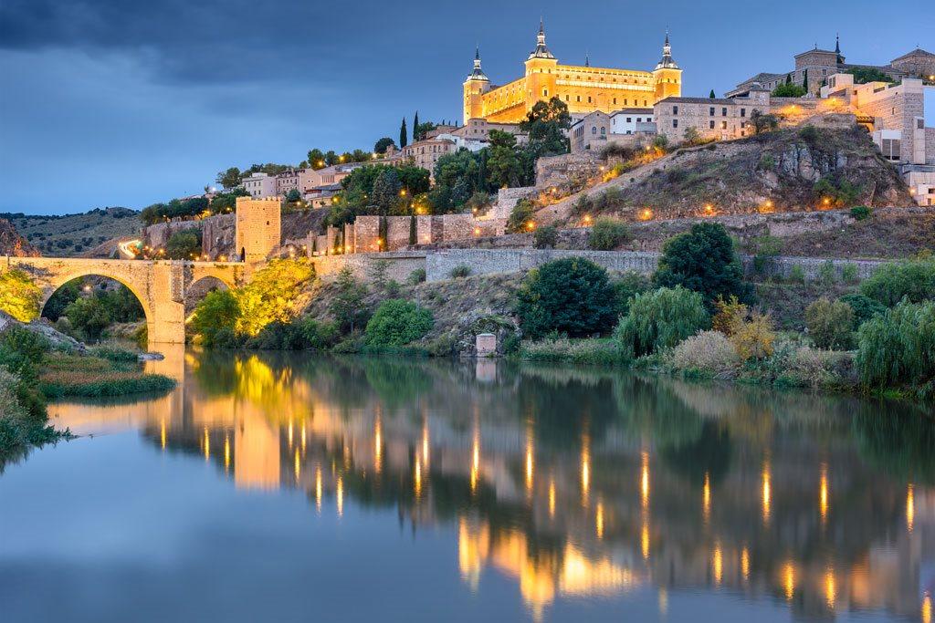 Толедо, Испания (Toledo) Толедо (Toledo), Испания - достопримечательности, путеводитель, туристический маршрут по городу с картой, что посмотреть в Толедо