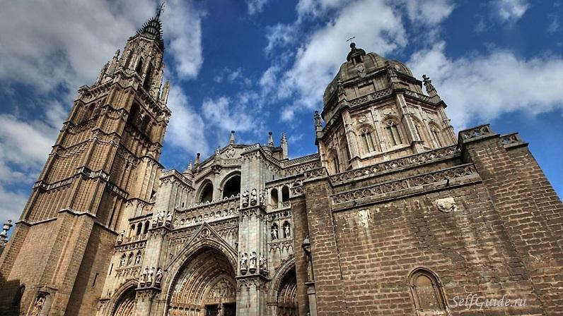 toledo-cathedral-spain Толедо (Toledo), Испания - достопримечательности, путеводитель, туристический маршрут по городу с картой, что посмотреть в Толедо