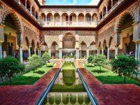 Туристический маршрут «Старый город Севильи»