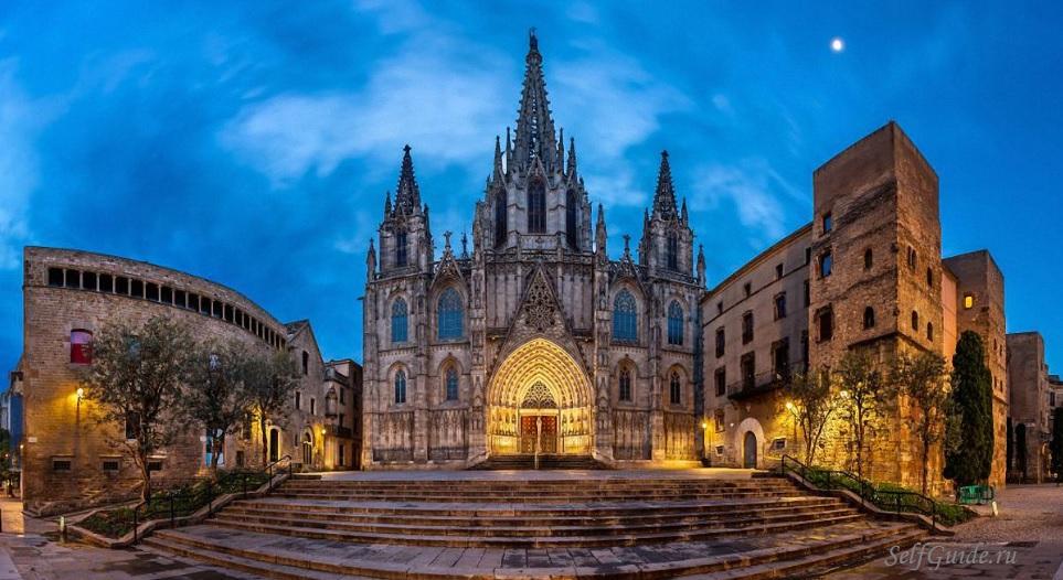 Маршрут: Старая Барселона