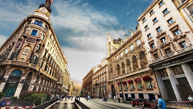 Улицы и площади Барселоны