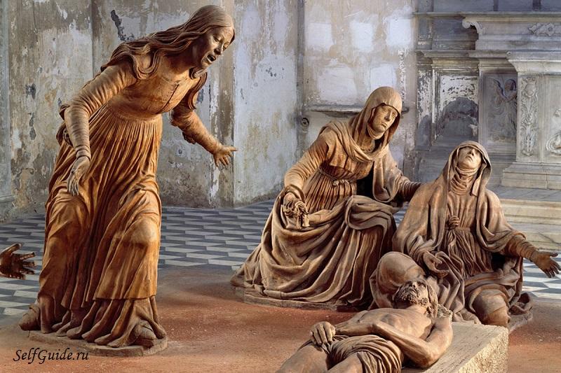 Chiesa di Sant'Anna dei Lombardi Napoli - Неаполь путеводитель по городу достопримечательности Неаполя, что посмотреть в Неаполе
