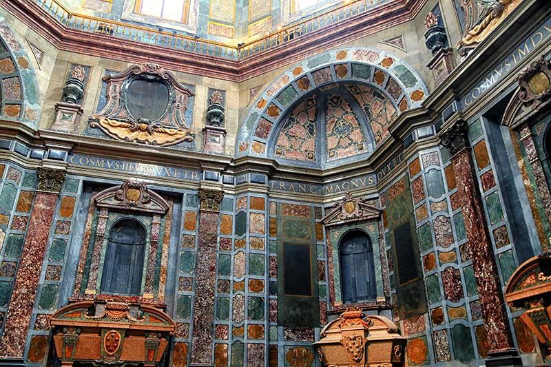 Капелла Медичи (Cappella Medici), Флоренция, Италия