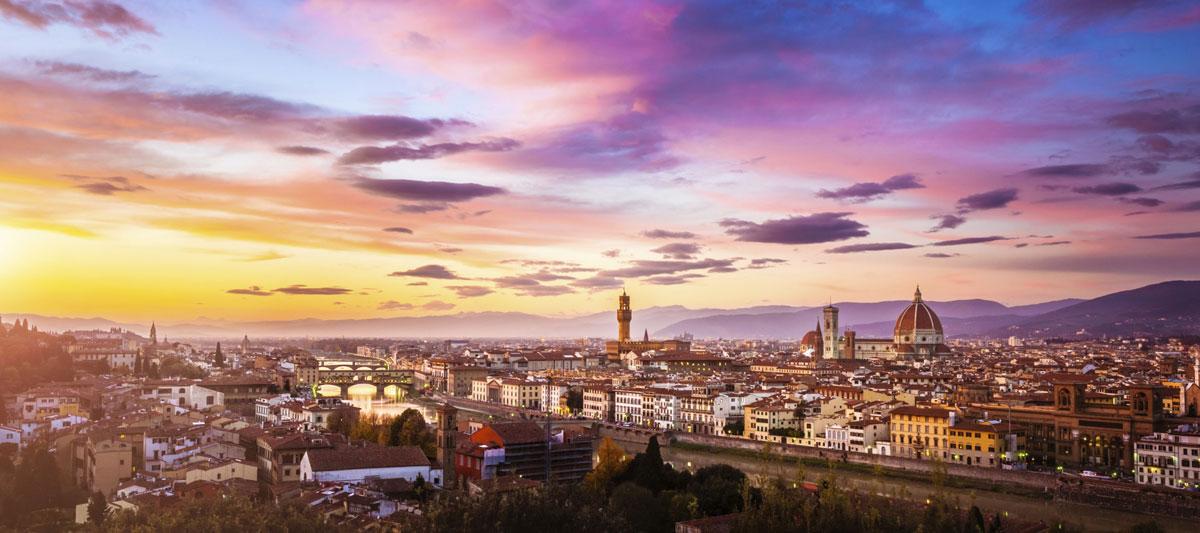 Сориентироваться во Флоренции