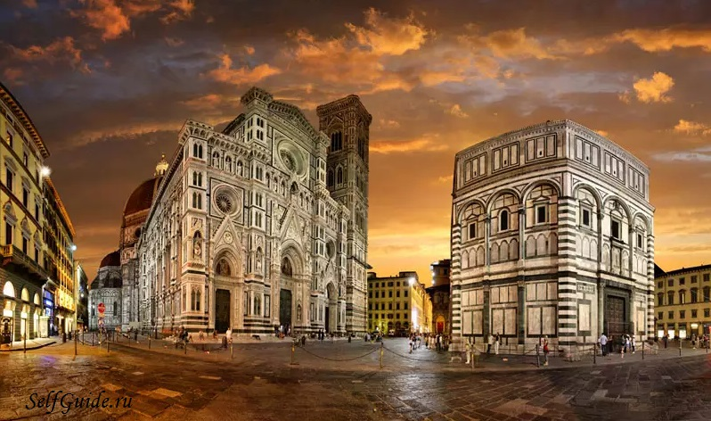 Достопримечательности Флоренции: что посмотреть во Флоренции