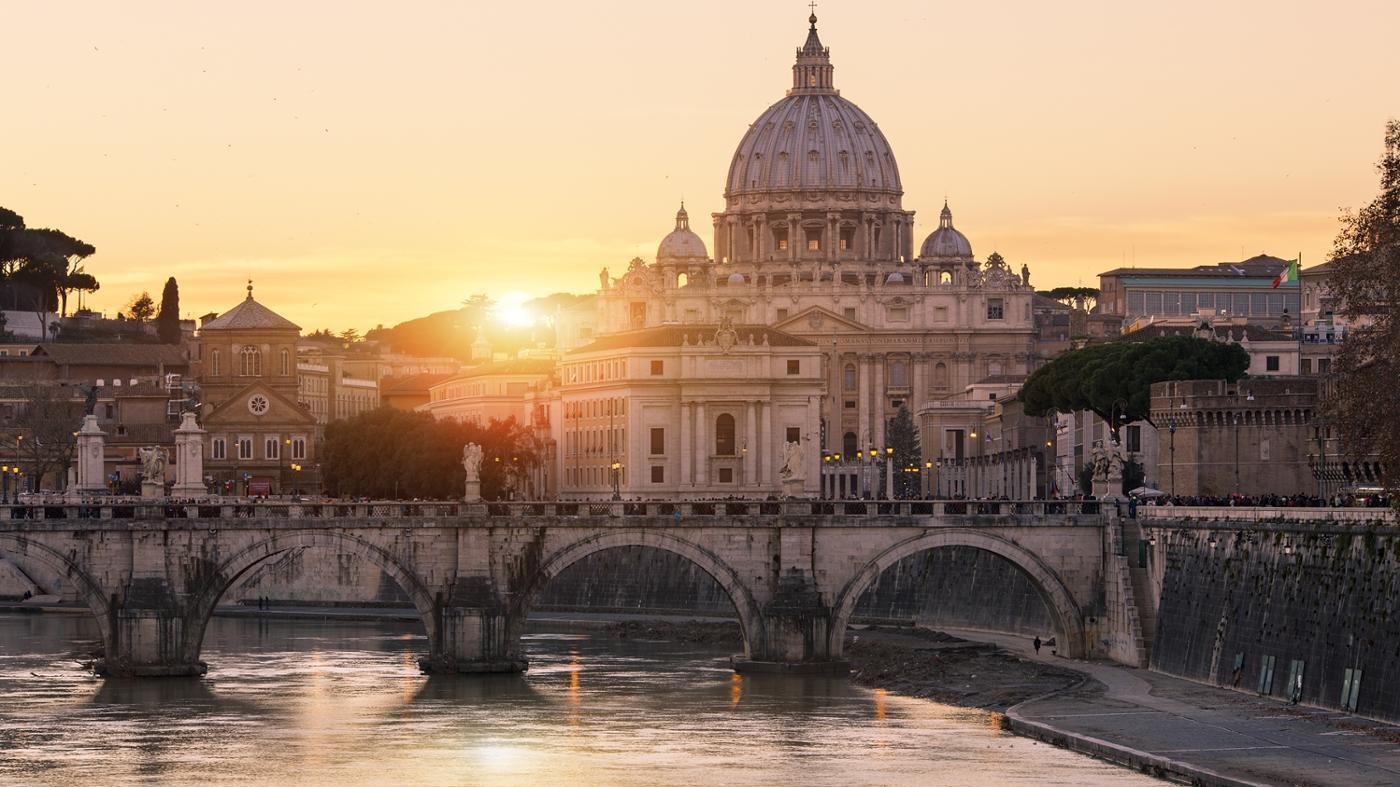 Маршрут по Риму: берега Тибра