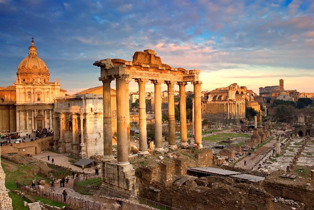 Достопримечательности ЮНЕСКО в Италии