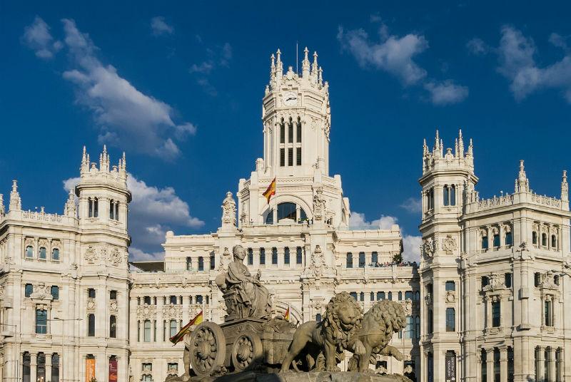 Туристический маршрут: Мадрид Гасбургов