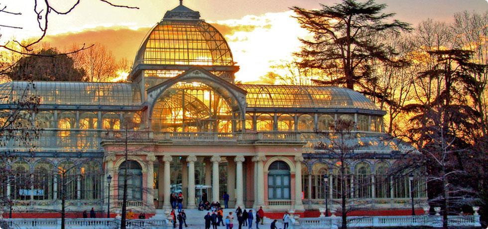 Парк дель Ретиро (Parque del Retiro), Мадрид
