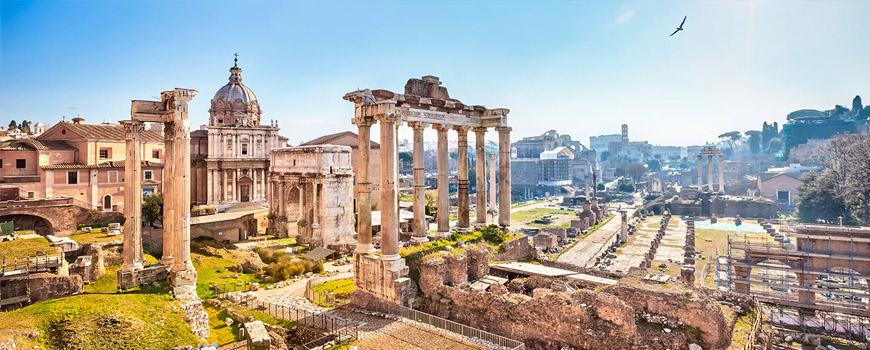 Достопримечтельности ЮНЕСКО в Италии