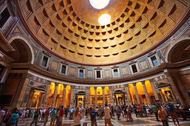 Маршрут по Риму: вокруг Пантеона