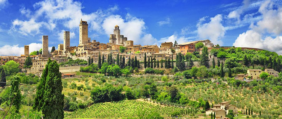 Сан-Джиминьяно (San Gimignano), Тоскана, Италия - что посмотреть, достопримечательности, путеводитель по городу