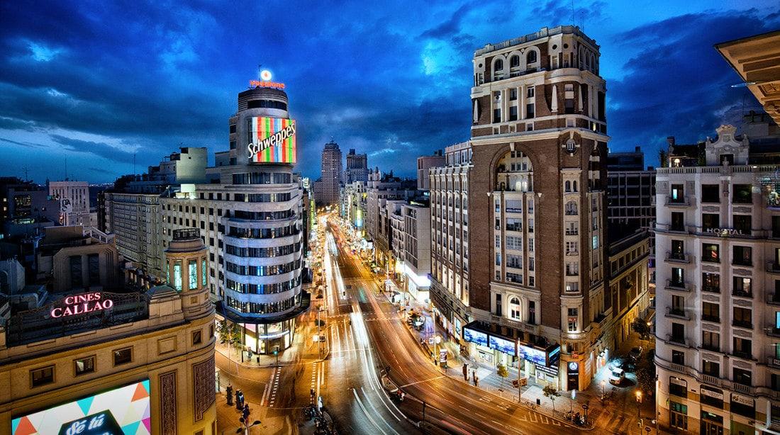 Маршрут по Мадриду: Gran Vía, Malasaña и Chueca