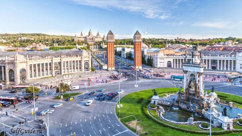 Достопримечательности Барселон, Барселона, путеводитель по Барселоне