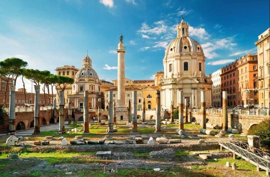 Практическая информация о Риме